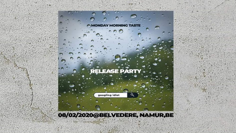 MONDAY MORNING TASTE RELEASE PARTY