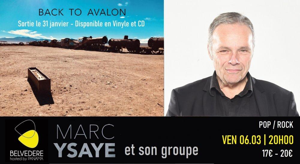 MARC YSAYE ET SON GROUPE