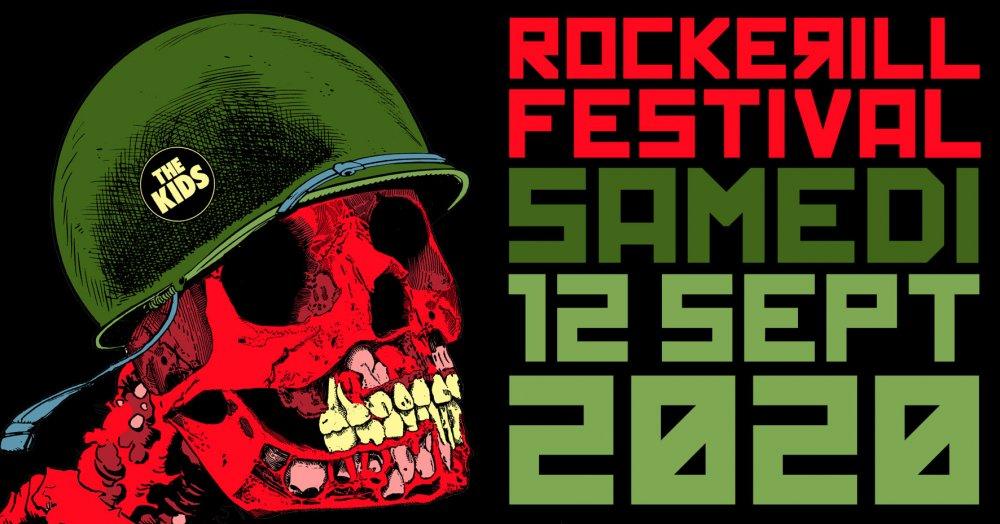 Rockerill Festival (ANNULÉ) (ANNULÉ)