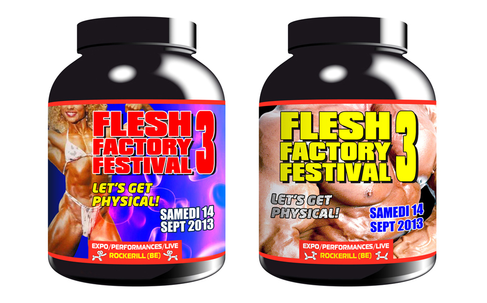 FLESH FACTORY FESTIVAL III