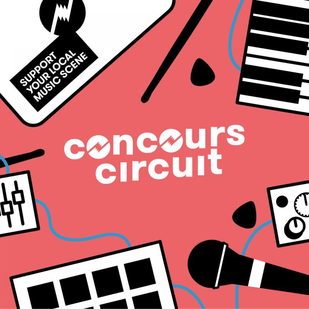 Sélections Concours Circuit 2020 / SOLD-OUT