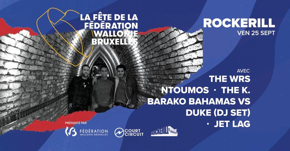 Fête de la Fédération Wallonie-Bruxelles (COMPLET)