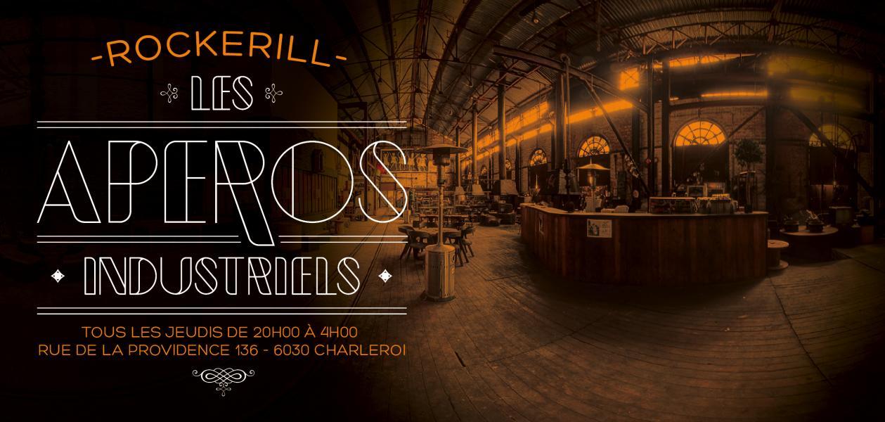 Les Apéros industriels : Only Vinyl
