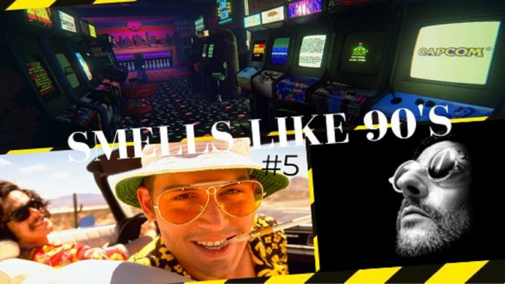 SMELLS LIKE 90'S #5
