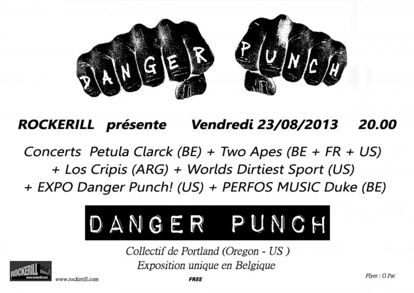 DANGER PUNCH PRESENTS