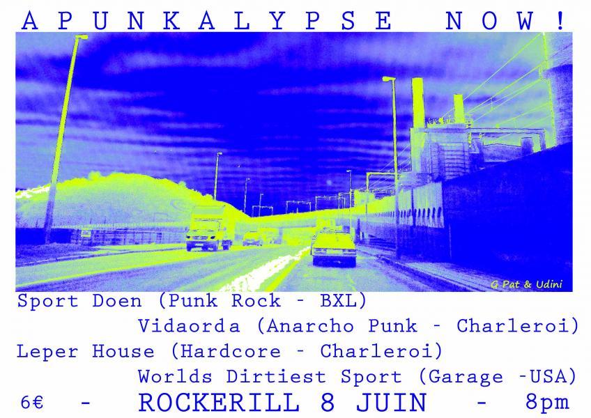 A Punkalypse Now !