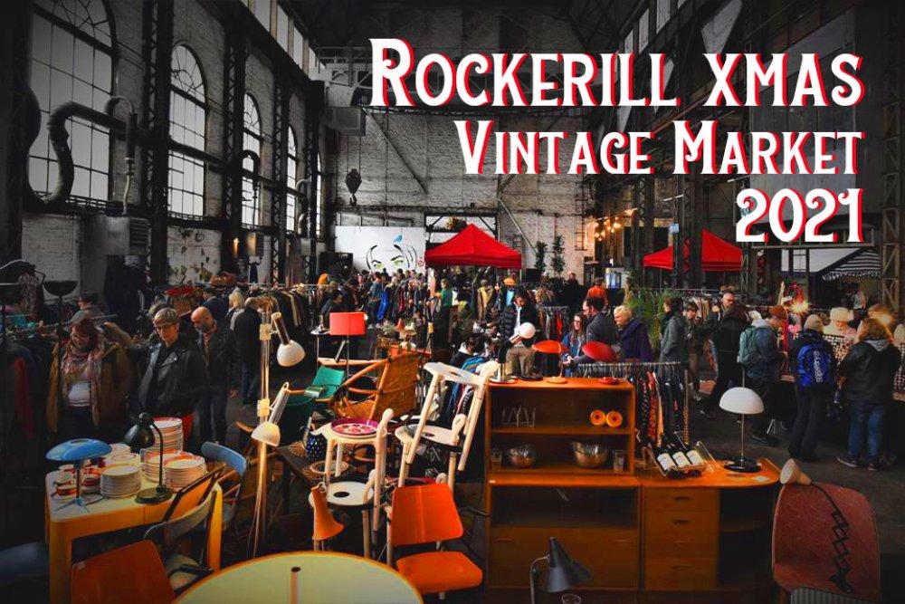 Rockerill X-Mas Vintage Market