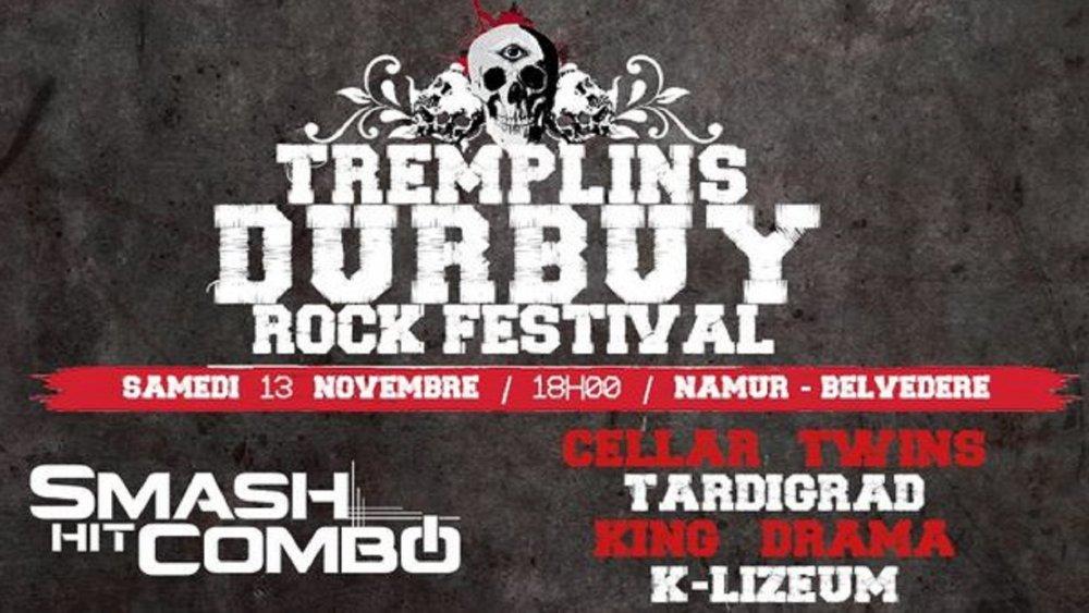 TREMPLIN DURBUY ROCK FESTIVAL