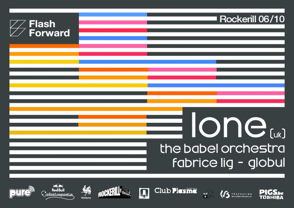 FLASHFORWARD: LONE (UK)