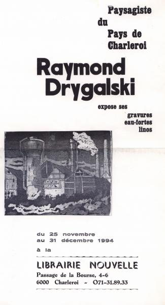 by Raymond Drygalski