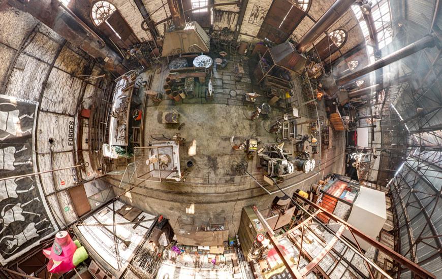 Découvrez le Rockerill en 360°